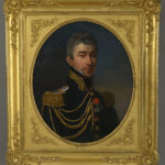 Josephine-Gallemant-Portrait-of-an-Officer