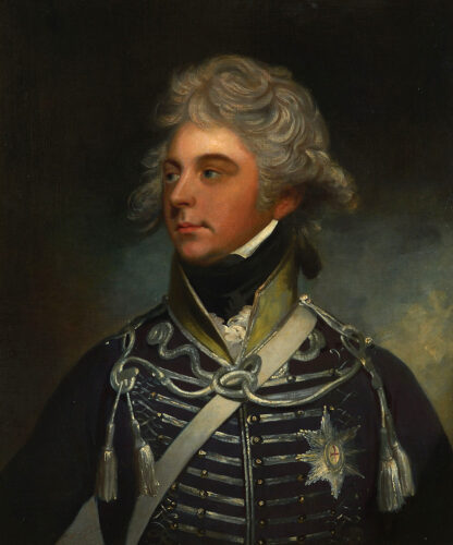 King George IV as Prince of Wales