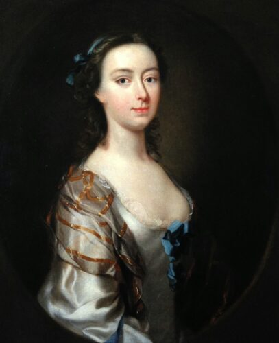 Portrait of a Lady c.1745