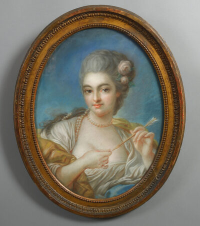 Portrait of a Lady as Venus