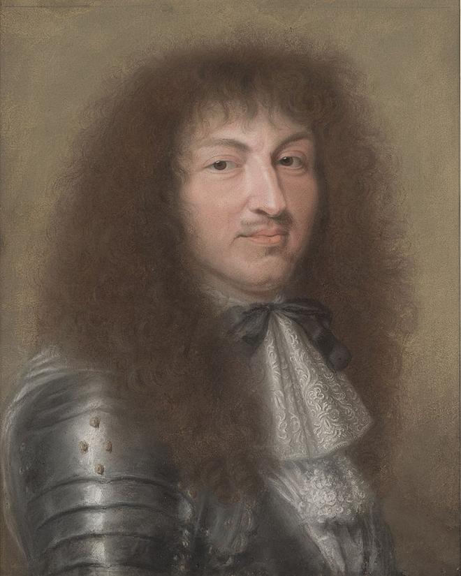 Robert Nanteuil (1623-1678) - Louis XIV (1638-1715)