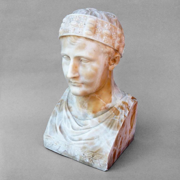 Napoleon-Bust