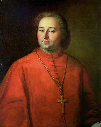 Cardinal Choiseul de Beaupré (1707-1774)