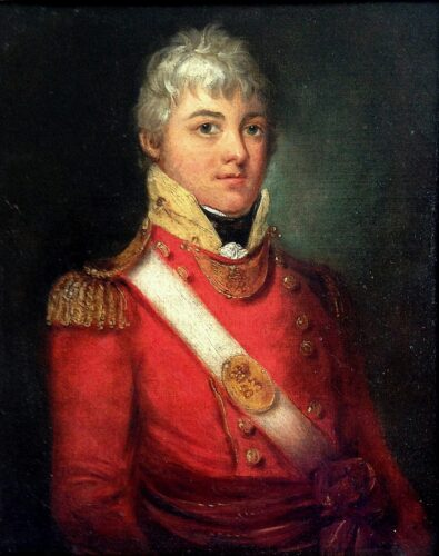 Major Thomas Summerfield (1775-1833)