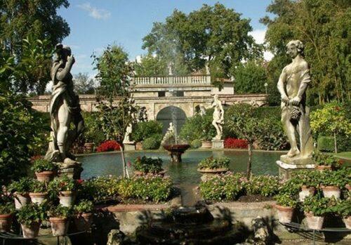 Caligula-Roman-Garden